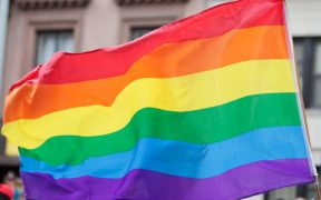 the church's opinion of the rainbow flag