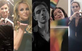 """he video for """"Igual"""" by Brazilian singer Yann"""