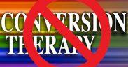 No Gay Conversion Therapy