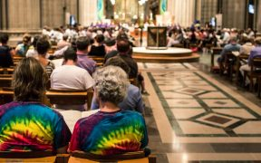 GAY FRIENDLY CHURCHES
