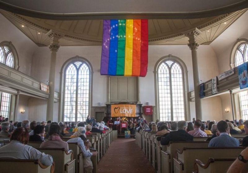 Best LGBT-Friendly Church