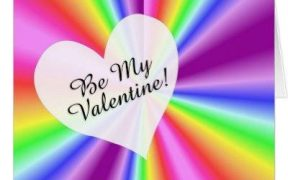 gay lesbian be my valentine