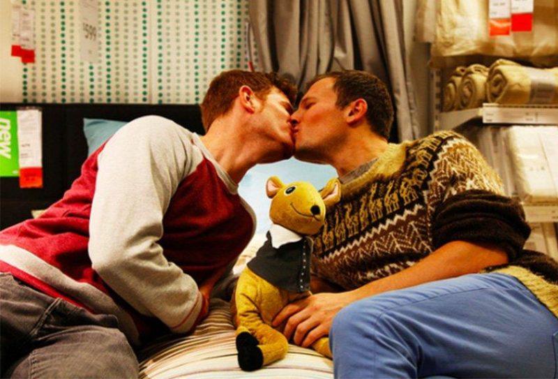 Gay men boundaries