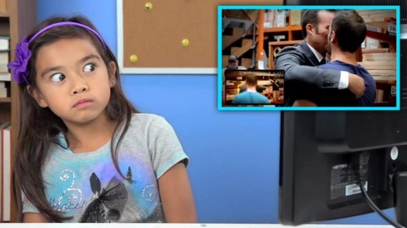 Kids Reacting to Gay Marriage