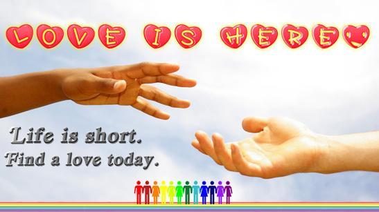 Gay, Lesbian, Bi, LGBT and Straight Dating