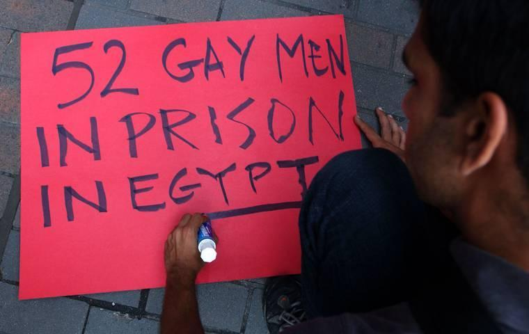 Homophobia in Egypt