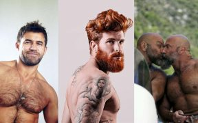 Gay Men Prefer Their Guys Naturally Hairy