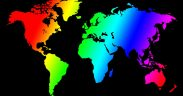 coloured world
