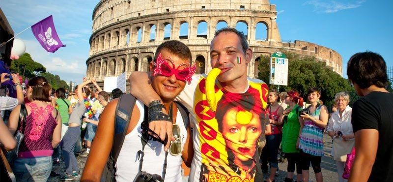 Gay Travel Rome